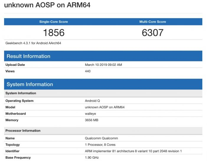 Unknown-AOSP-on-ARM64