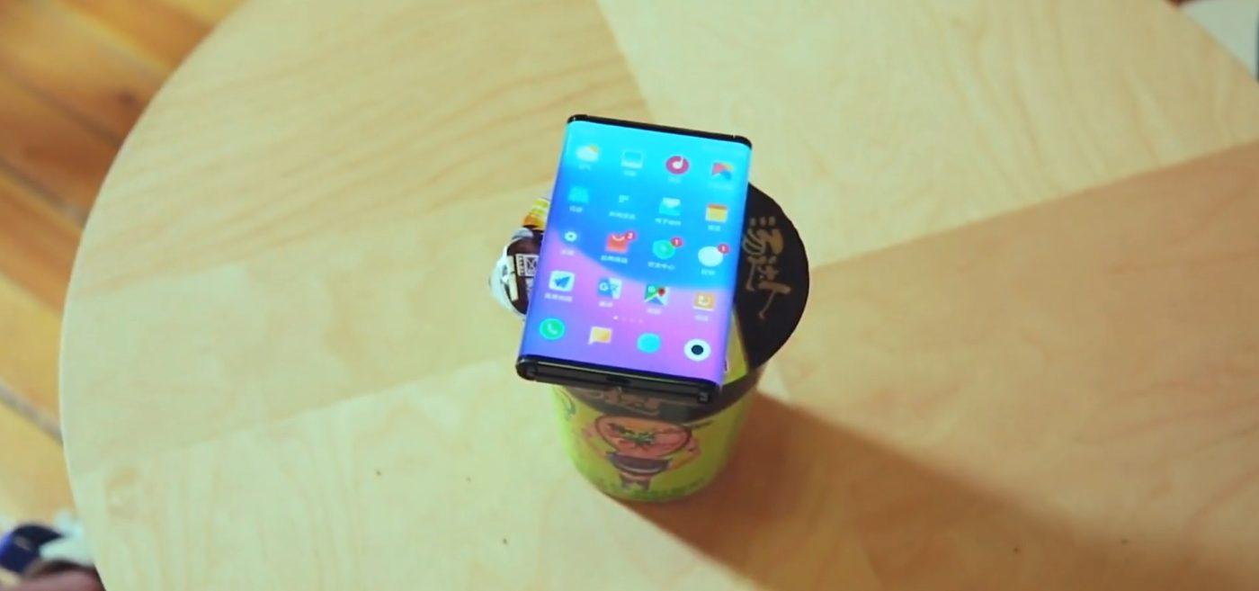 Xiaomi skladateľný smartfón