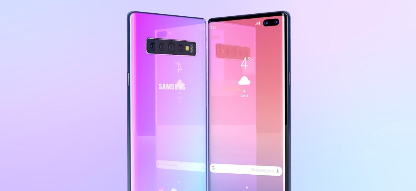 Samsung Galaxy Note 10 fotoaparát