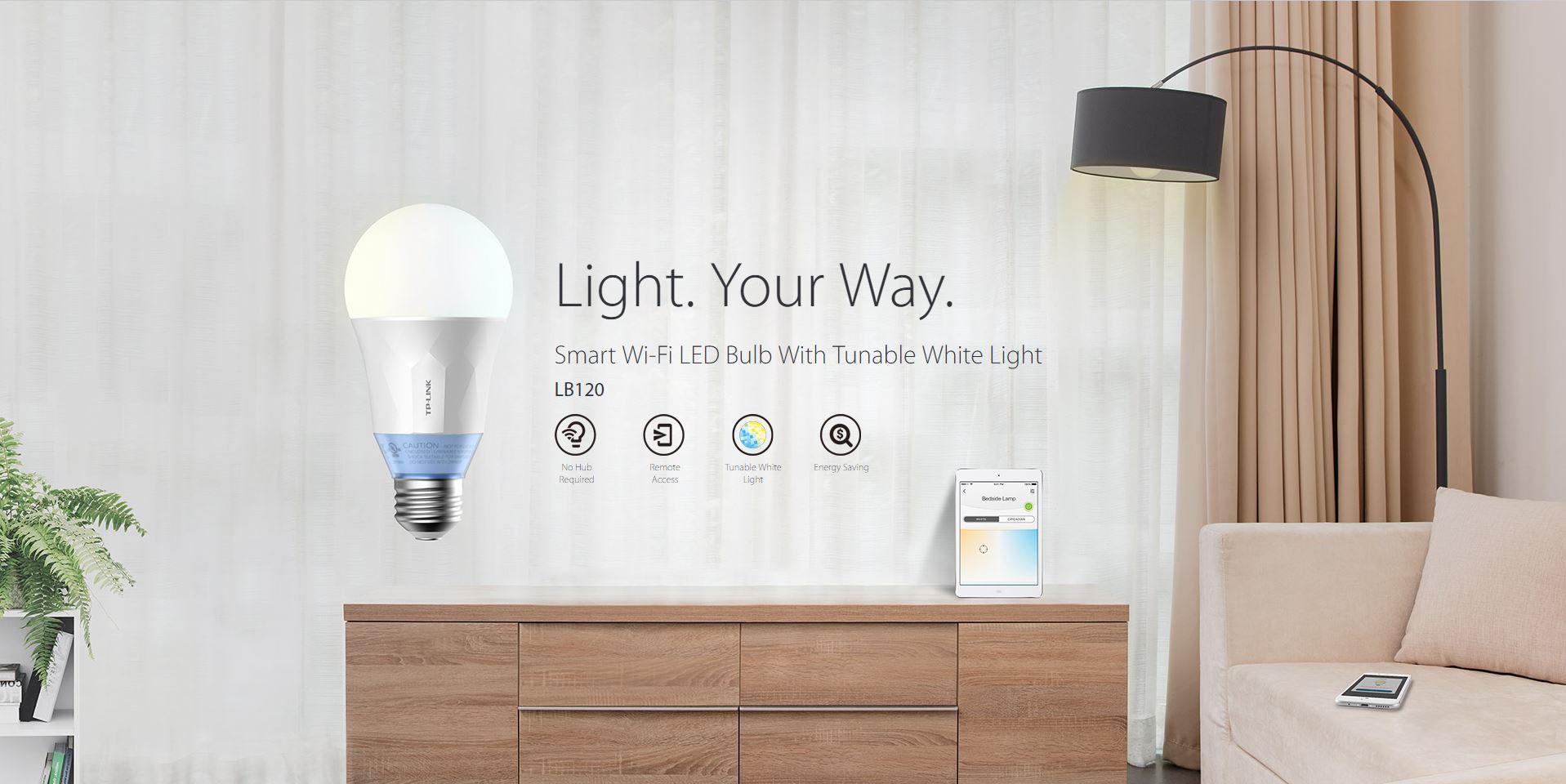 fade3b3b3 Tieto žiarovky sú kompatibilné napríklad aj s asistentom Amazon Alexa.  Nastaviť si môžete teplotu a farbu osvetlenia, v aplikácii vidíte aj  spotrebu.
