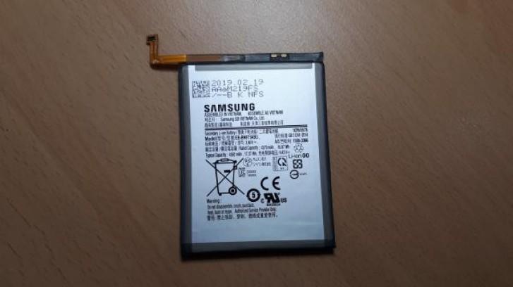 Samsung Galaxy Note 10 batéria