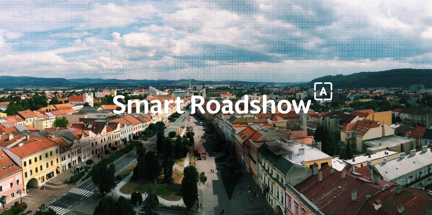 16374f418 Smart Roadshow 2019 štartuje v Prešove. Registrácia je spustená -  MojAndroid.sk