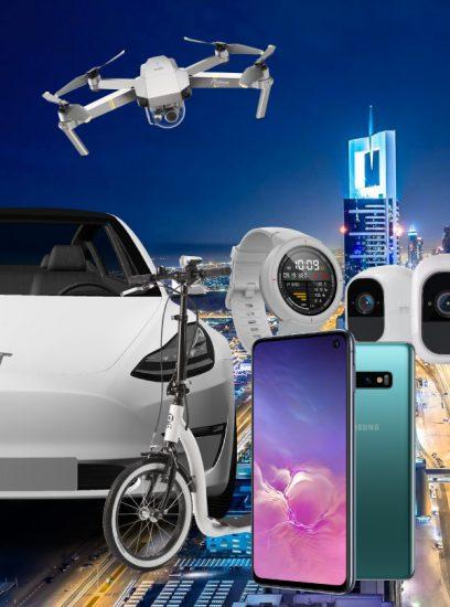 e33e7fbf7 Môžete sa tešiť na najnovšie vychytávky z oblasti smart domácností, smart  športu, smart dopravy, smart zdravia, smart financií, smart miest a obcí a,  ...