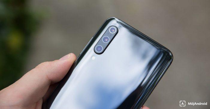 Xiaomi Mi 9 fotoaparáty