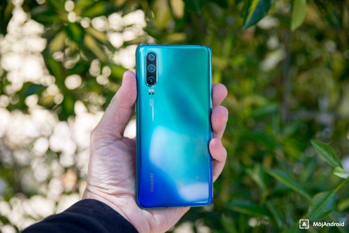Huawei P30 fotoaparat