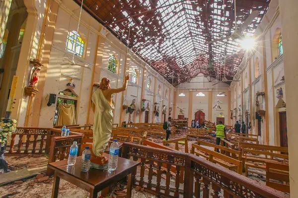Kresťania na Srí Lanke počas diania útokov oslavovali veľkonočné sviatky