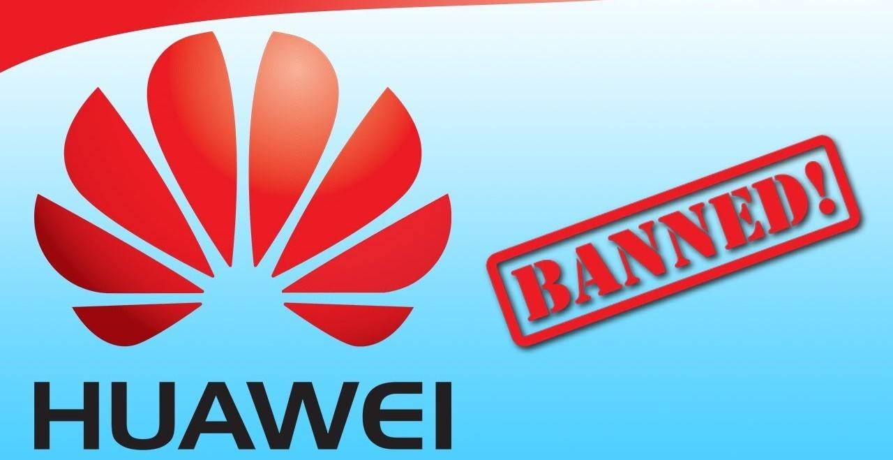 čína huawei ban