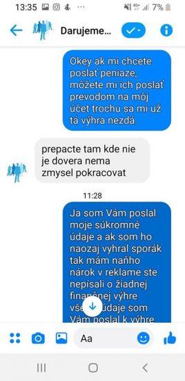 facebook hoax darujeme ludom 3