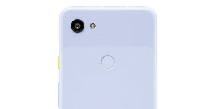 google pixel 3a kamera
