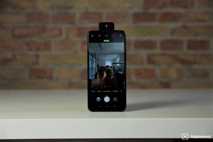 Asus ZenFone 6 fotoaparat