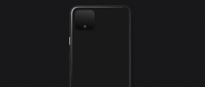 google pixel 4 duálny fotoaparát