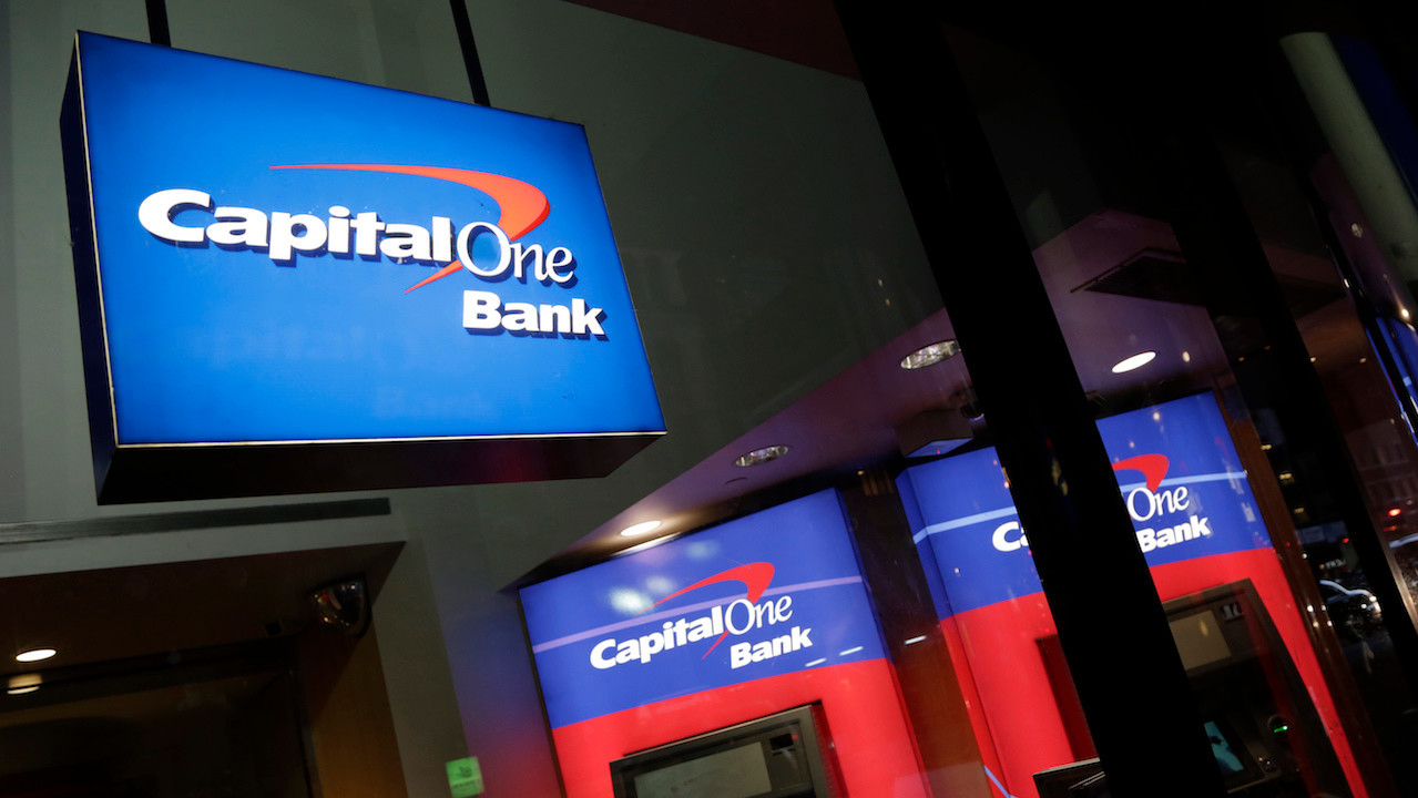 Capital One banka