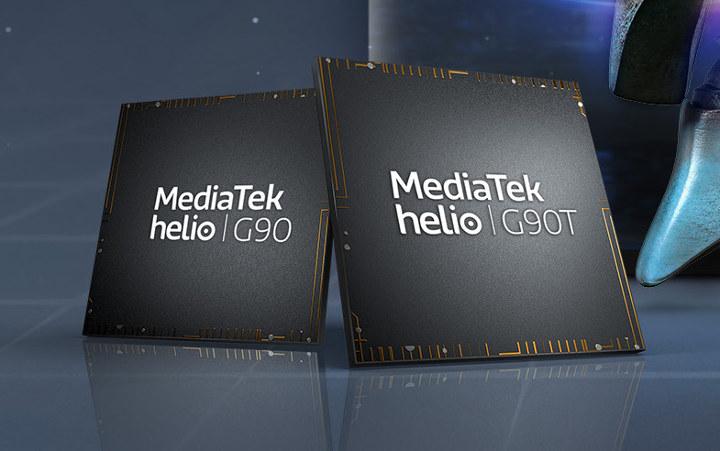 MediaTek Helio-G90-G90T