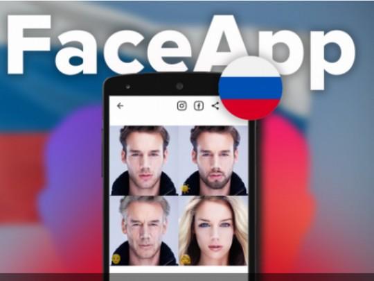 faceapp data pre rusko