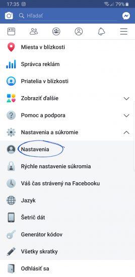 ako vypnut bodky upozorneni facebook