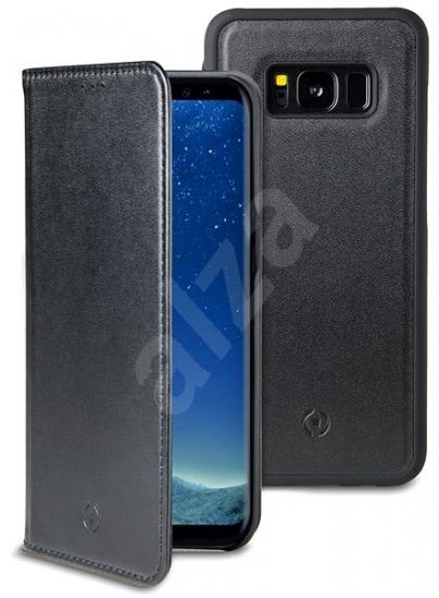 CELLY GHOSTWALLY pre Samsung Galaxy S8 čierne