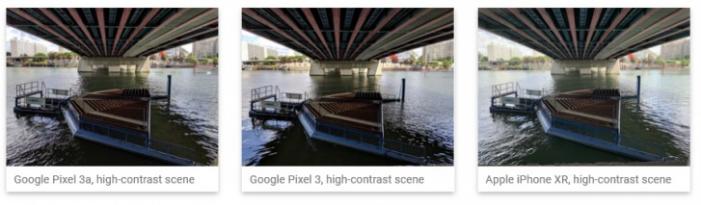 google pixel 3a dxomark