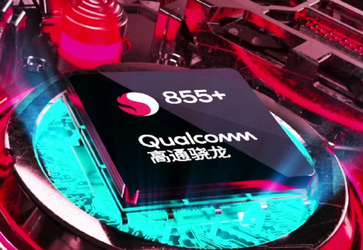 Qualdomm Snapdragon 855+