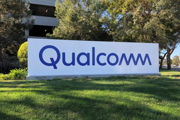 Qualcomm baner