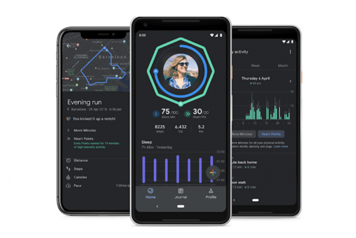 Google-Fit-updated-with-dark-theme-improved-sleep-insights
