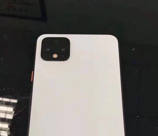Google Pixel 4 XL fotoaparát