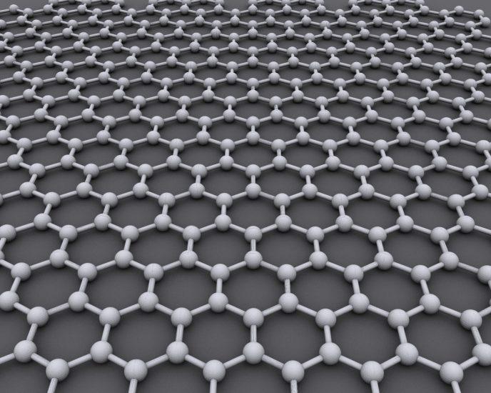 Grafén - atómy uhlíka