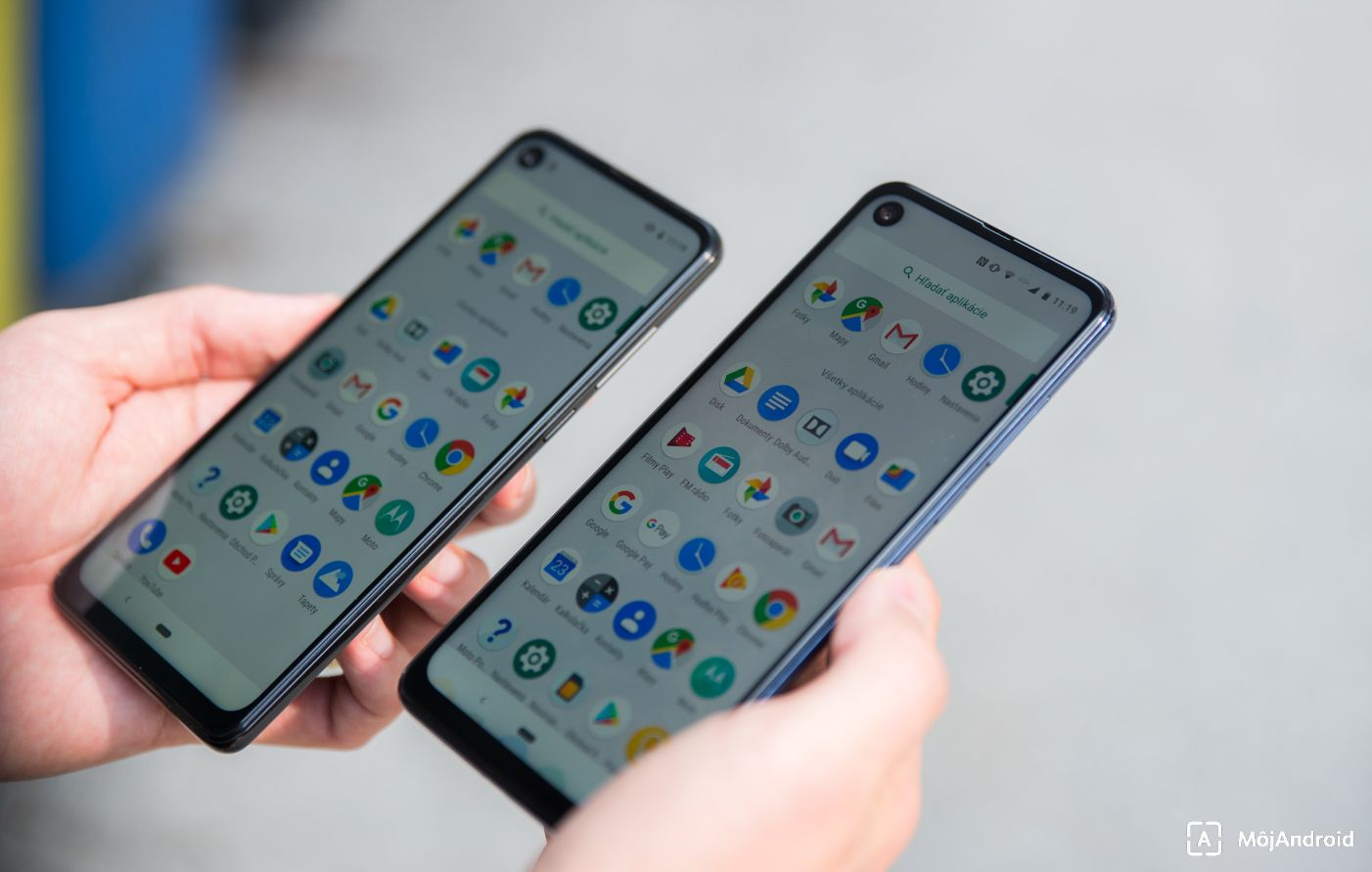 Motorola one vision vs one action-5