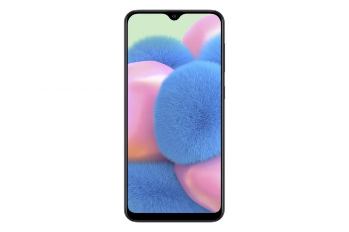 Samsung Galaxy A30s displej