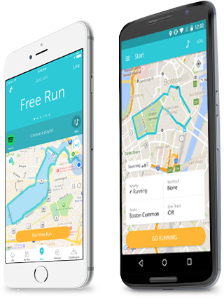 Runkeeper iOs Android
