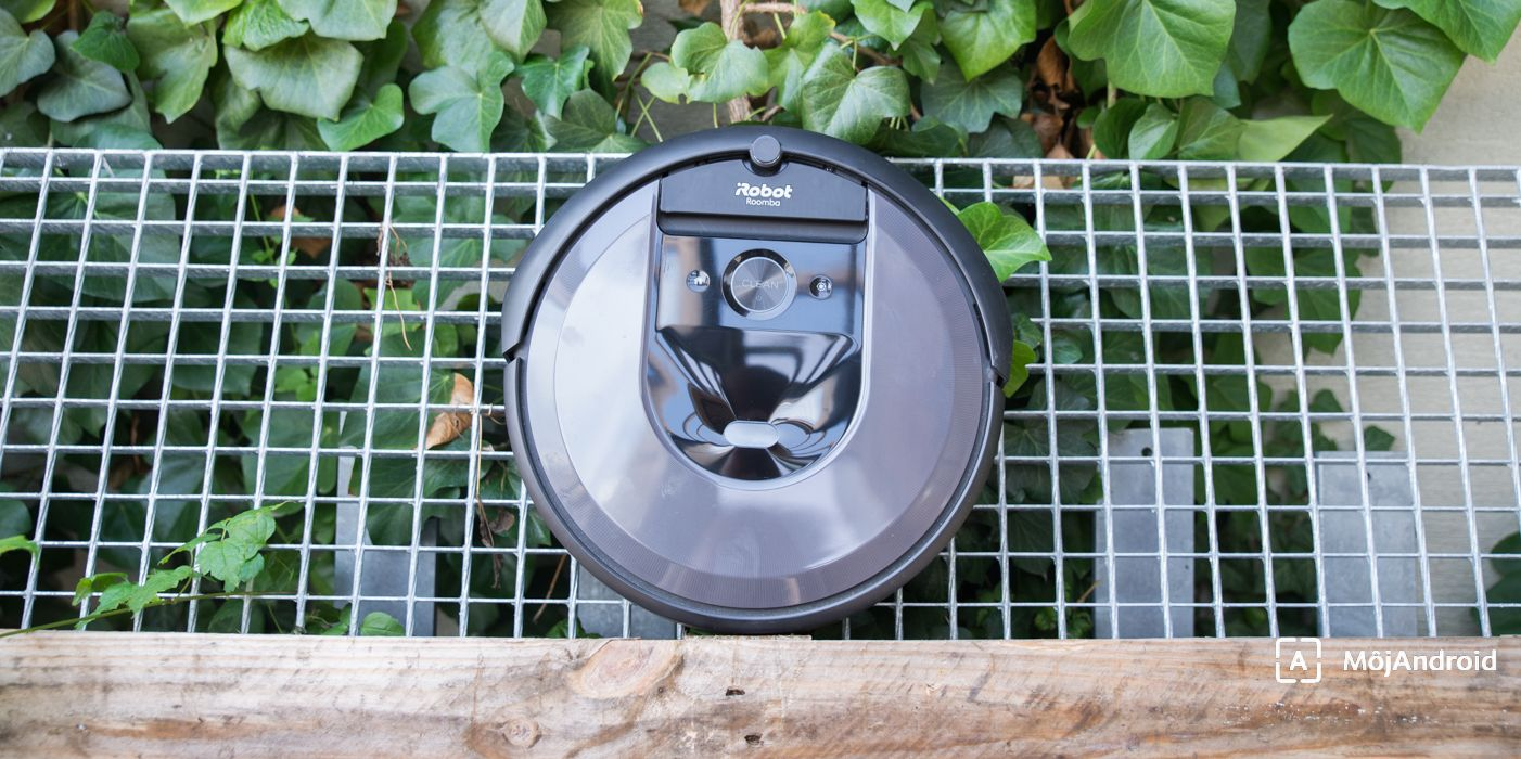 iRobot Roomba i7+ titulka