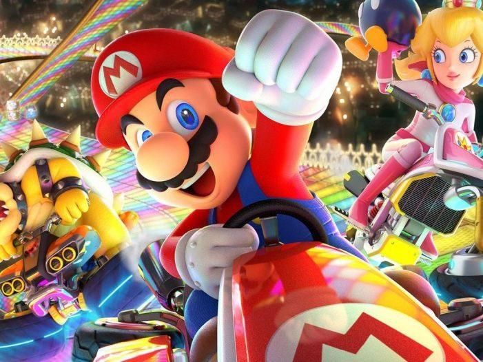 Mario Kart Tour Super Mario