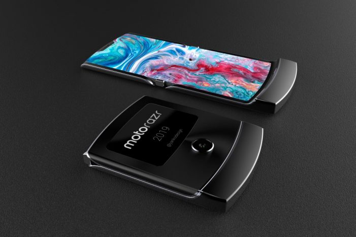 Motorola Razr fotoaparát
