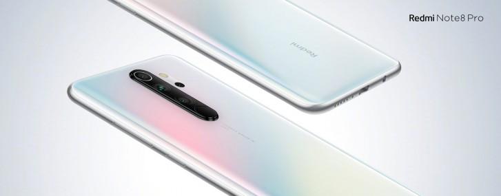 Redmi Note 8 Pro fotoaparát