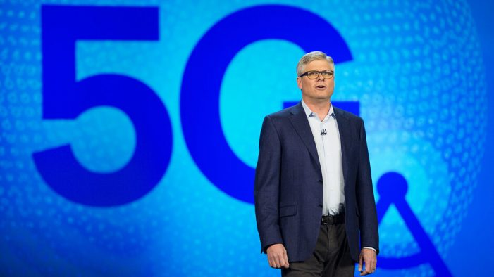 Qualcomm 5G Steve Moll