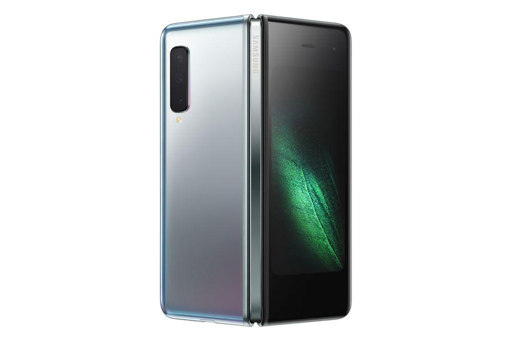 Samsung Galaxy Fold fotoaparát