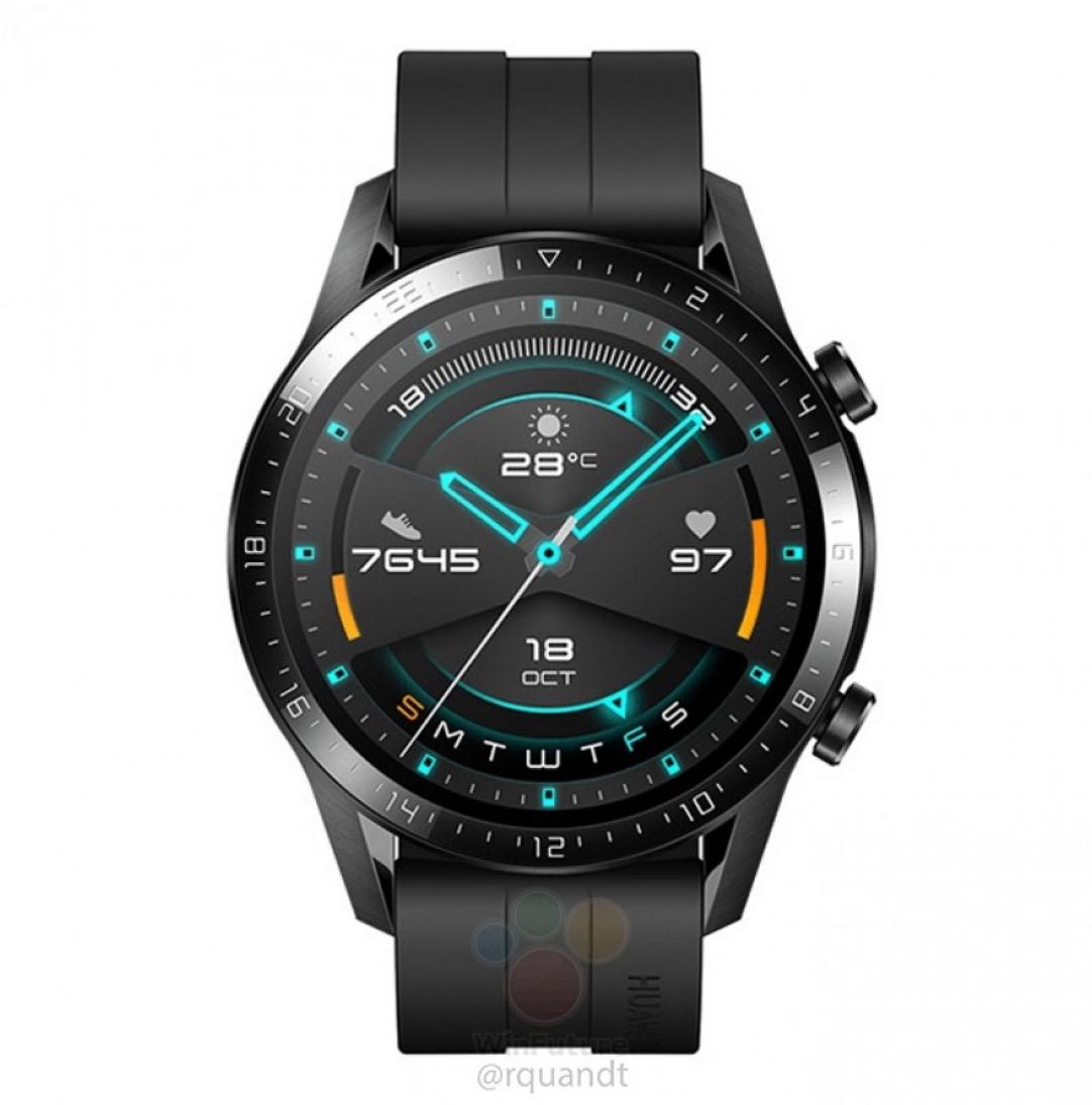Huawei Watch GT 2 sport ciferník