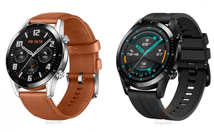 Huawei Watch GT 2 classic sport