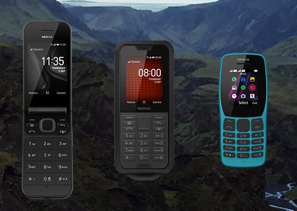 IFA 2019 Nokia Kai OS