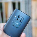 Motorola one zoom fotoaparát