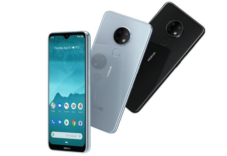Nokia 6.2 fotoaparát