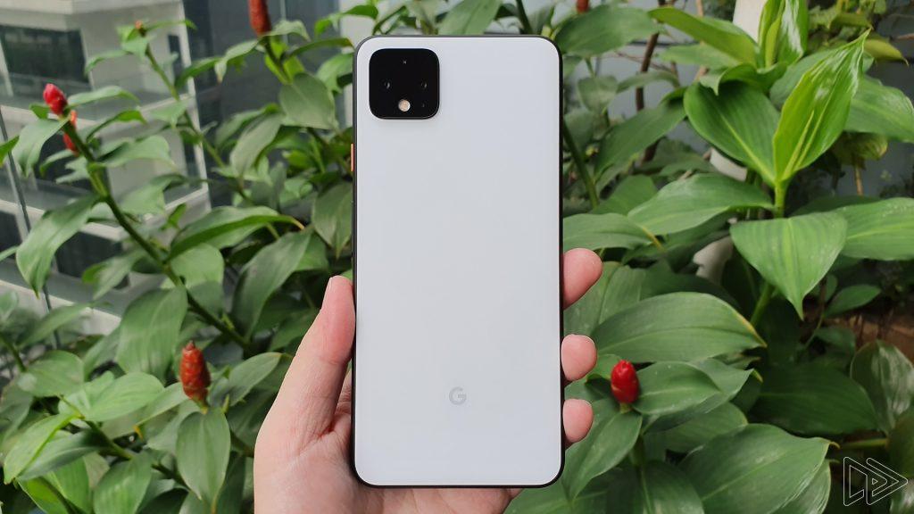Pixel-4-XL fotoaparát