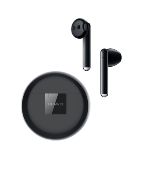 Product Photo - HUAWEI FreeBuds 3 (black)_výsledok