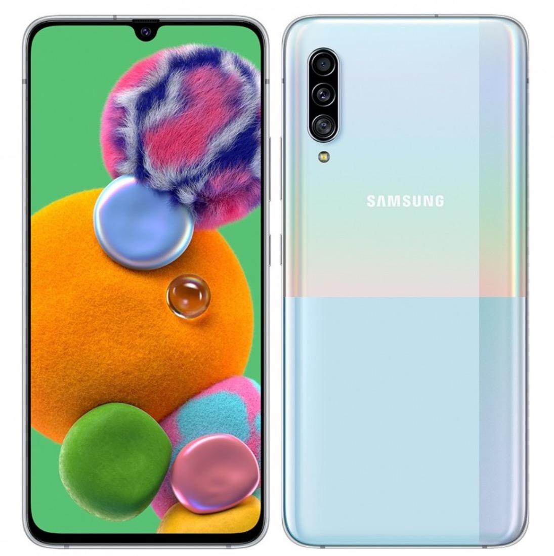Samsung Galaxy A90 5G displej