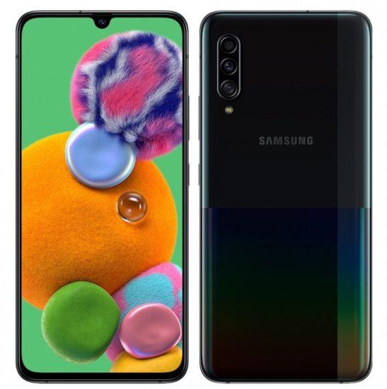 Samsung Galaxy A90 5G fotoaparát