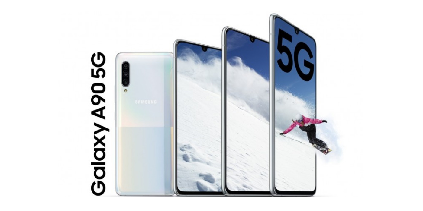 Samsung Galaxy A90 5G titulka