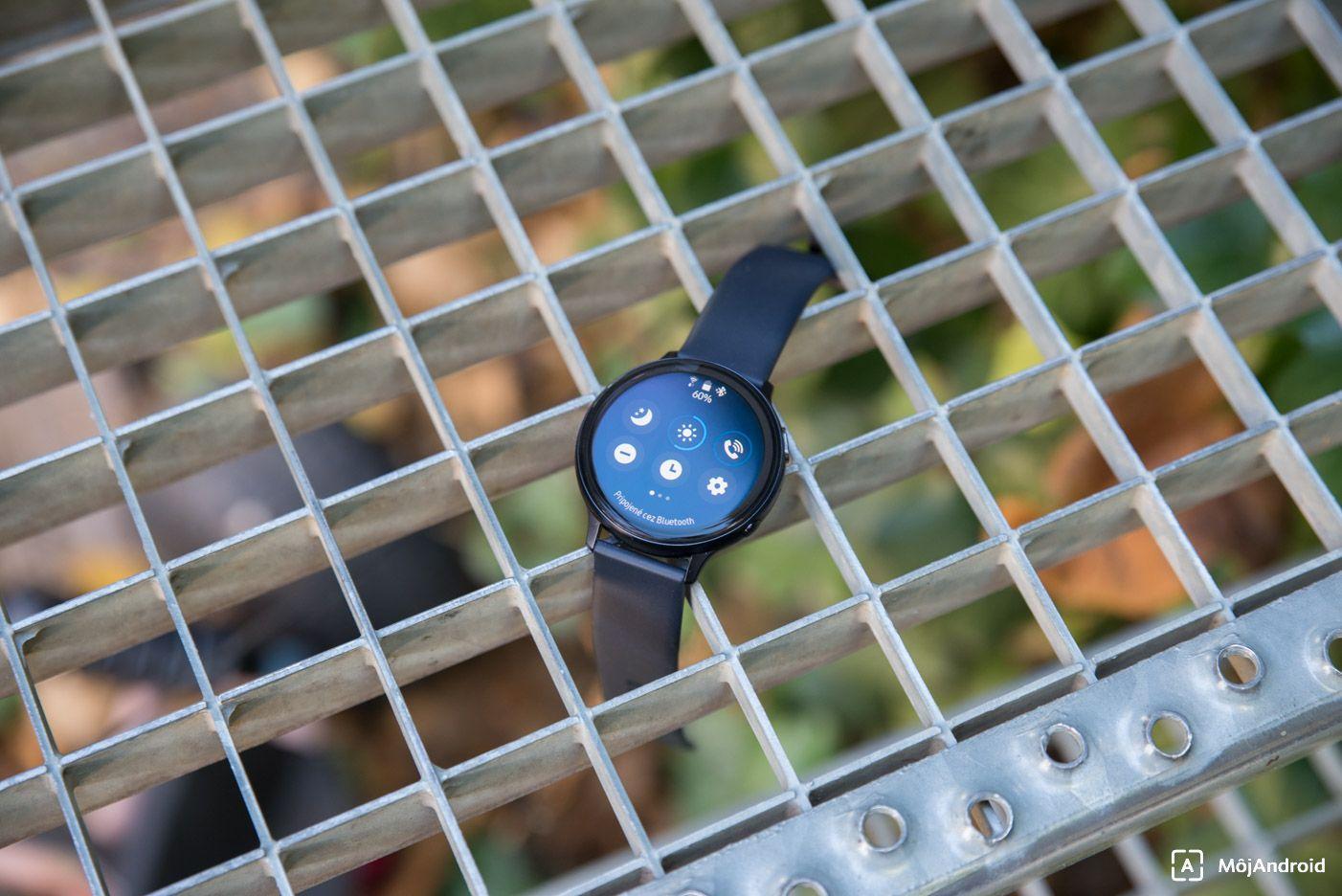 Samsung Galaxy Watch Active 2 nastavenia