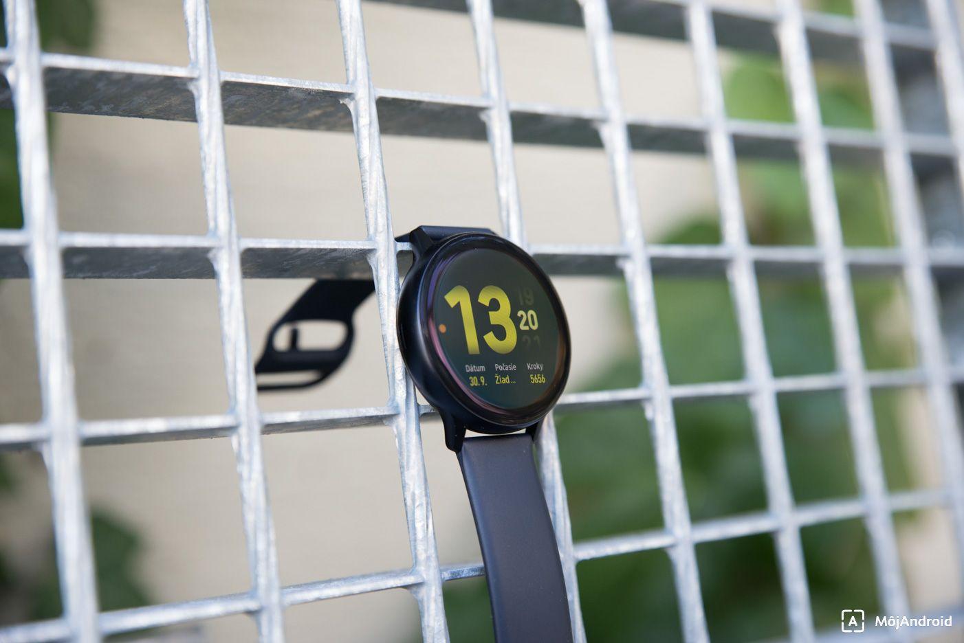 Samsung Galaxy Watch Active 2 watchface