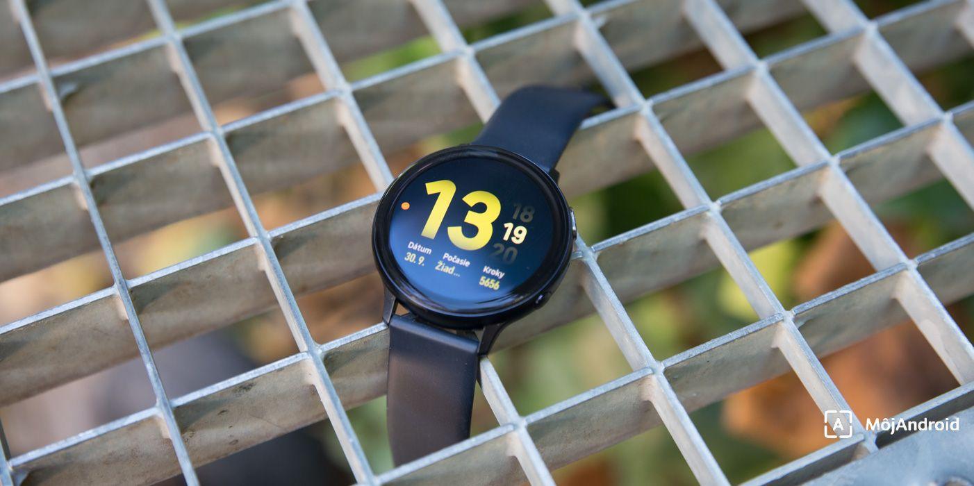 Samsung Galaxy Watch Active 2 titulka