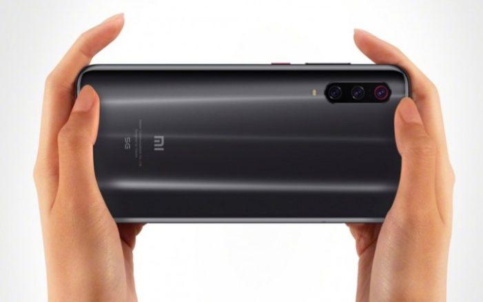 Xiaomi Mi 9 Pro 5G fotoaparát