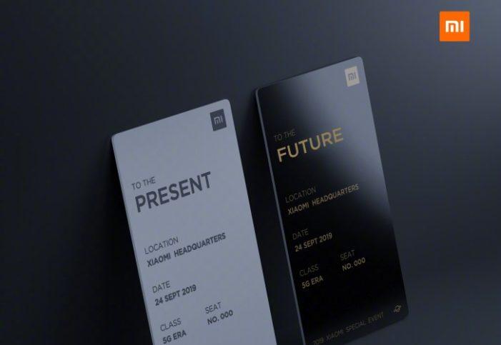 Xiaomi Mi Mix 4 a Mi 9 Pro 5G